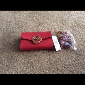 Michael Kors Wallet Crossbody